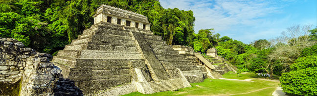 Mexcellence Travel Palenque Pyramid